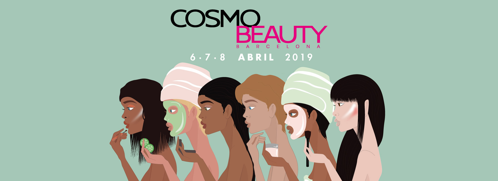 WiPick Media Cosmobeauty Barcelona